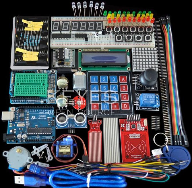 Стартовый набор Arduino MAX
